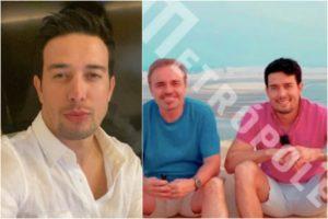 Suposto namorado de Gugu Liberato é descoberto e desativa redes sociais. Foto: Reprodução