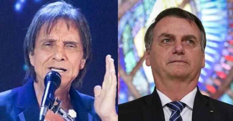 Roberto Carlos voltou a ser assunto na mídia ao declarar apoio a Bolsonaro (Foto: Reprodução)