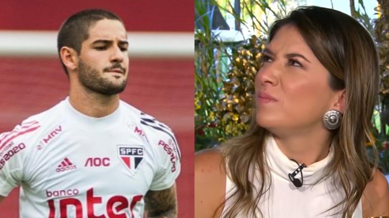 Pato e Rebeca Abravanel (Foto: Reprodução/Instagram/YouTube/Montagem TV Foco)