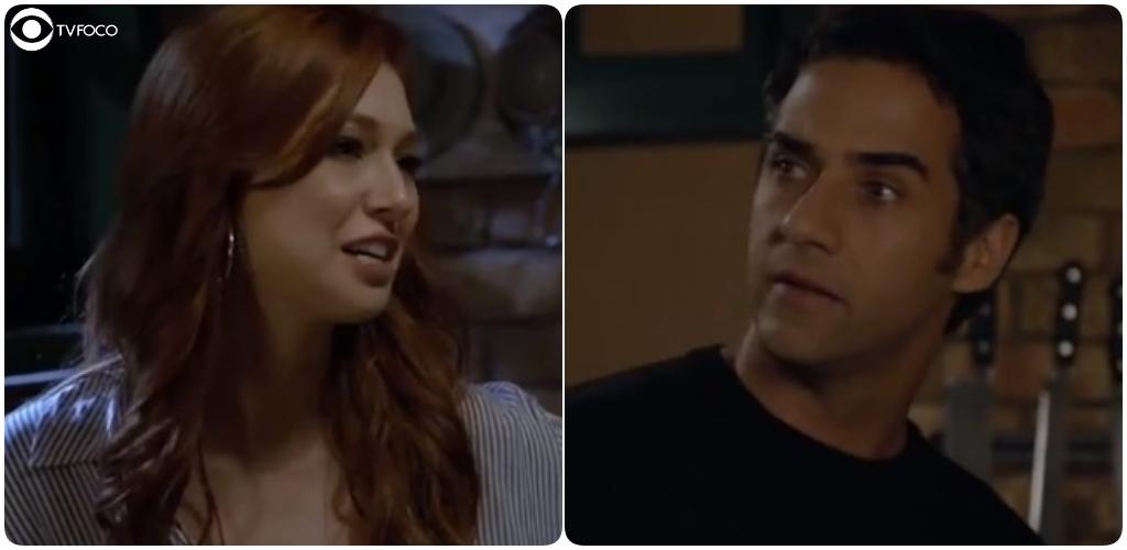 Poderosa e Miguel formam o casal protagonista de Amor Sem Igual