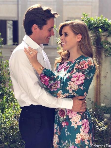 Após escândalo, Família real confirma casamento da princesa Beatrice no dia (29) de maio (Foto: Reprodução)