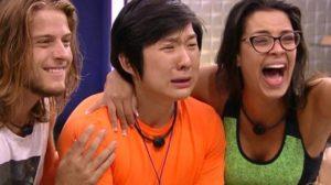 Estratégia de Pyong causou estranheza em fãs do BBB - Foto: Reprodução