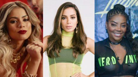 Teste: Anitta, Lexa, Ludmilla, qual rainha do funk é você? (Foto: montagem TV Foco)