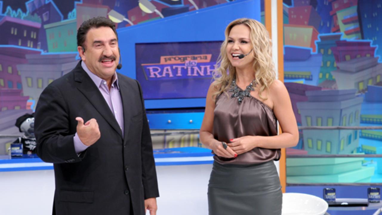 Ratinho estará em programa da Eliana (Foto: Reprodução)