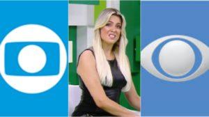 Band e Globo disputam Renata Fan (Foto: Reprodução)