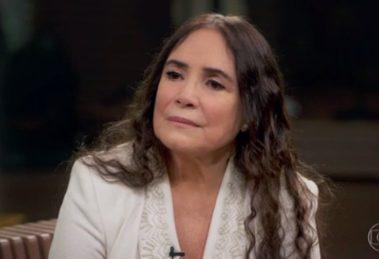 A atriz Regina Duarte não sabe como vai se sustentar - Foto: Reprodução