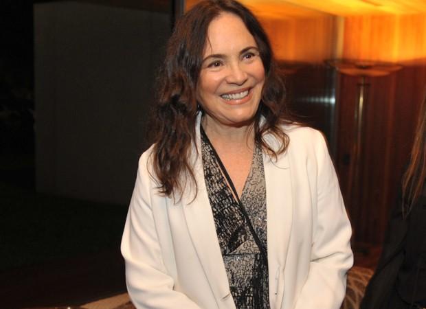 A atriz Regina Duarte, nova Secretária Especial de Cultura do governo - Foto: Reprodução