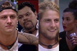 BBB20: resumo da última madrugada do reality show (Foto: reprodução/Globo)