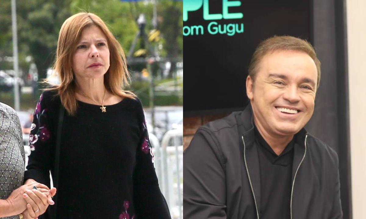 Rose Miriam receberá pensão de R$ 100 mil dos espólios de Gugu Liberato (Reprodução)