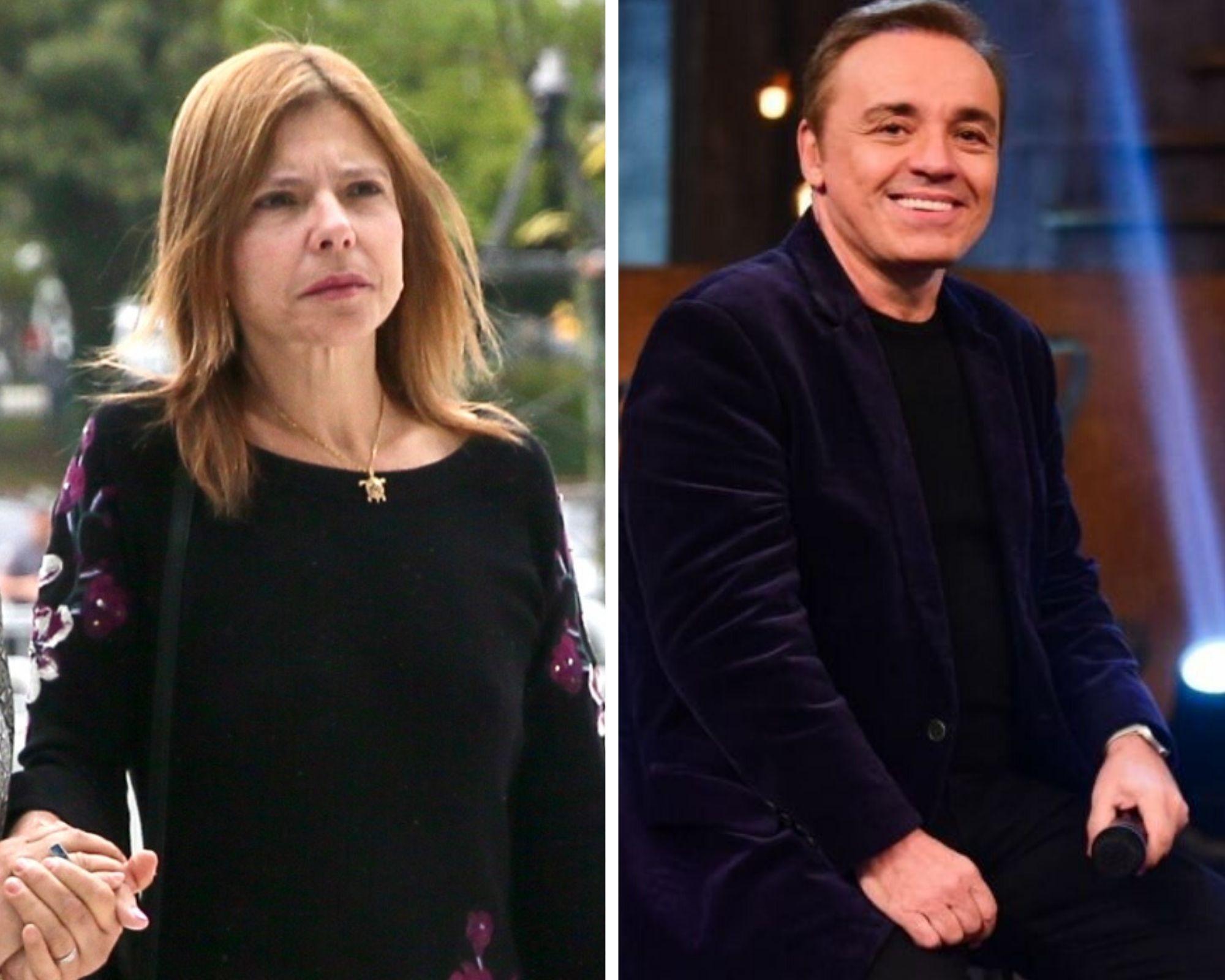Rose Miriam e Gugu Liberato (Foto: Reprodução)