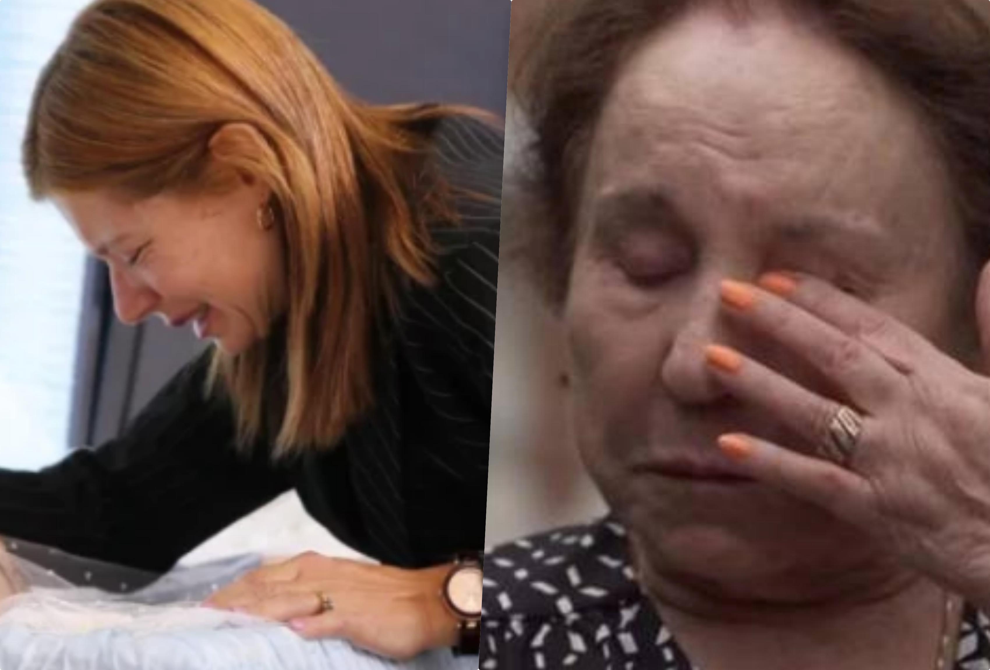 Mãe de Gugu, dona Maria do Céu concedeu entrevistas e falou da relação do apresentador com o filho na TV (Foto montagem: TV Foco)