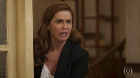 Alexia (Deborah Secco) fará a maior confusão em Salve-se Quem Puder (Foto: Reprodução/Globo)