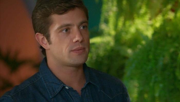 Rafael Cardoso (Renzo), vilão da novela Salve-se Quem Puder (Foto: Reprodução/Globo)