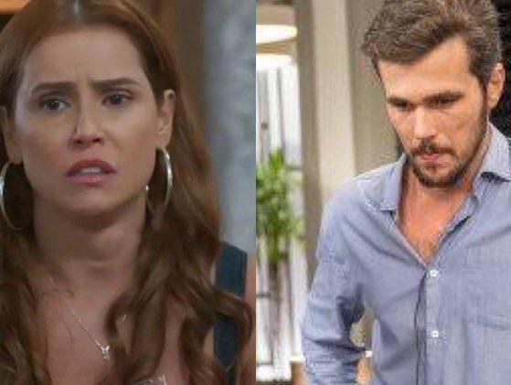 Salve-se Quem Puder, Alexia arma confusão ao tentar ajudar Rafael (Montagem: TV Foco)