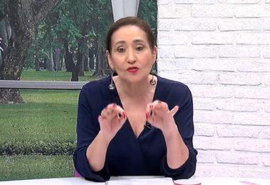 Sonia Abrão é líder de audiência em Manaus (foto: reprodução/RedeTV!)