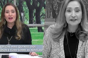Sonia Abrão da RedeTV responde a série de ataques que seu programa vem sofrendo (Foto reprodução)
