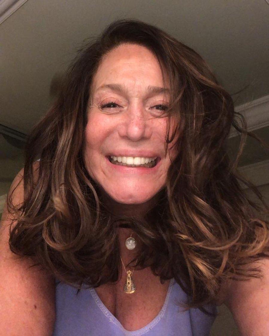Susana Vieira surgiu irreconhecível sem maquiagem (Foto: Reprodução/Instagram)