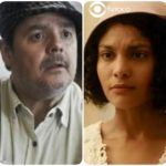 Durvalina, Shirley, Afonso e Tião personagens de Éramos Seis