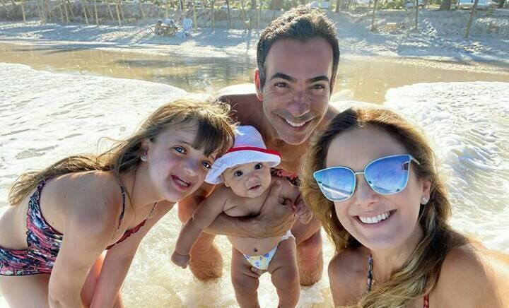 Ticiane Pinheiro, Rafaela Justus