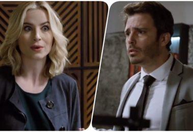 Fernanda e Tobias terão briga horrível em cena de Amor Sem Igual