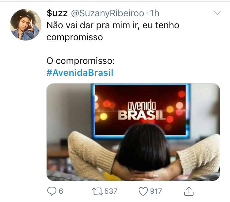Novela icônica exibe cena histórica e leva público ao delírio na Globo (Imagem: Twitter)