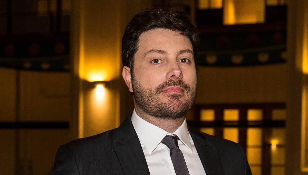 O apresentador do SBT, Danilo Gentili - Foto: Reprodução