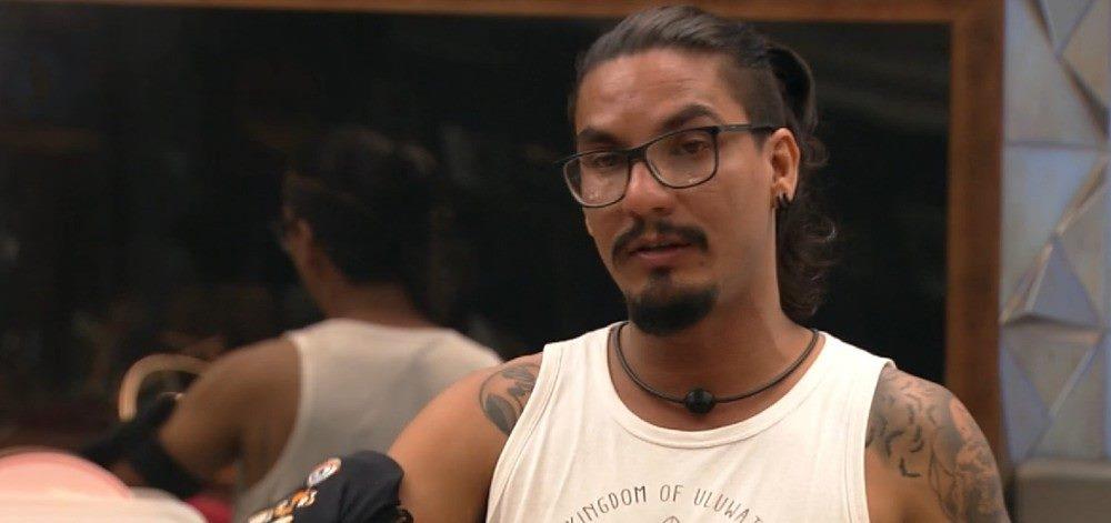 Vanderson Brito foi expulso em 2019 (Foto: reprodução/Globo)