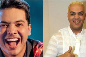Os cantores Wesley Safadão e Belo (Reprodução)