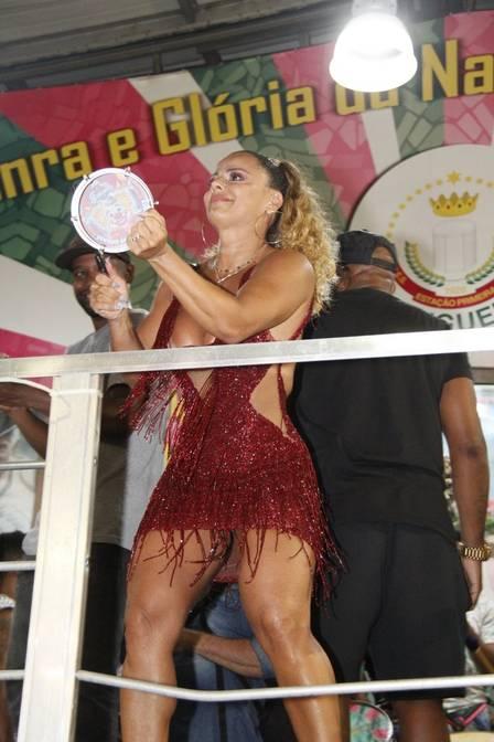 Viviane Araújo Foto: Picasa / Thiago Mattos/Divulgação carnaval