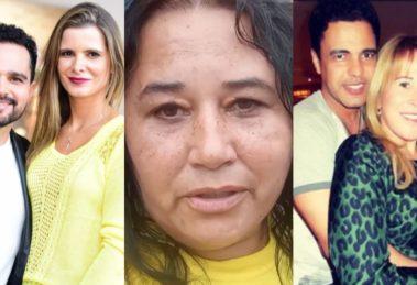 Cleo Loyola abriu o jogo sobre Luciano e Flávia, detona Zezé Di Camargo e defende Zilu (Foto: Reprodução/Instagram/Montagem TV Foco)