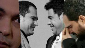 Zezé Di Camargo e Luciano foram envolvidos em rumores do fim da dupla e agora o TV Foco mostra a verdade (Foto montagem)