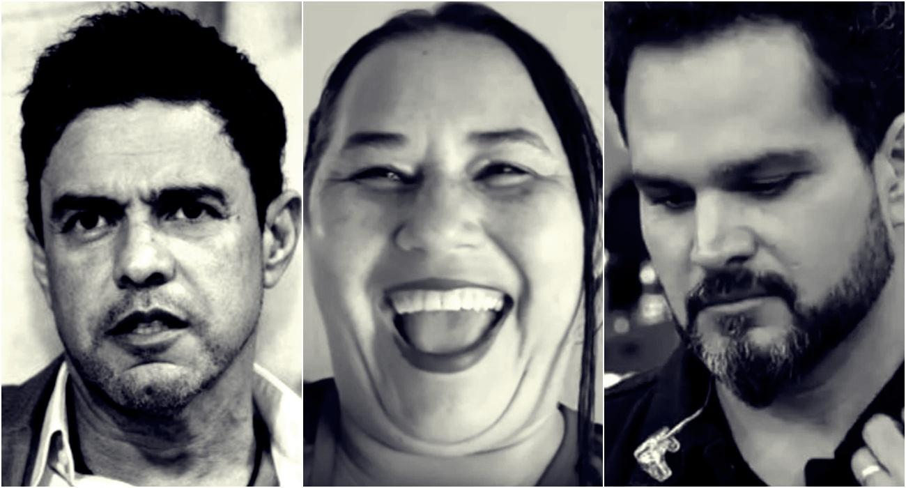 Cleo Loyola ataca Zezé Di Camargo e Luciano e expõe podres dos cantores. Foto: Reprodução