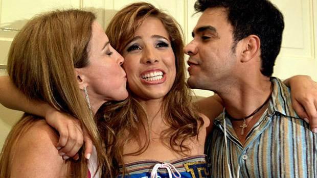 Wanessa Camargo é filha de Zezé Di Camargo e Zilu (Reprodução)