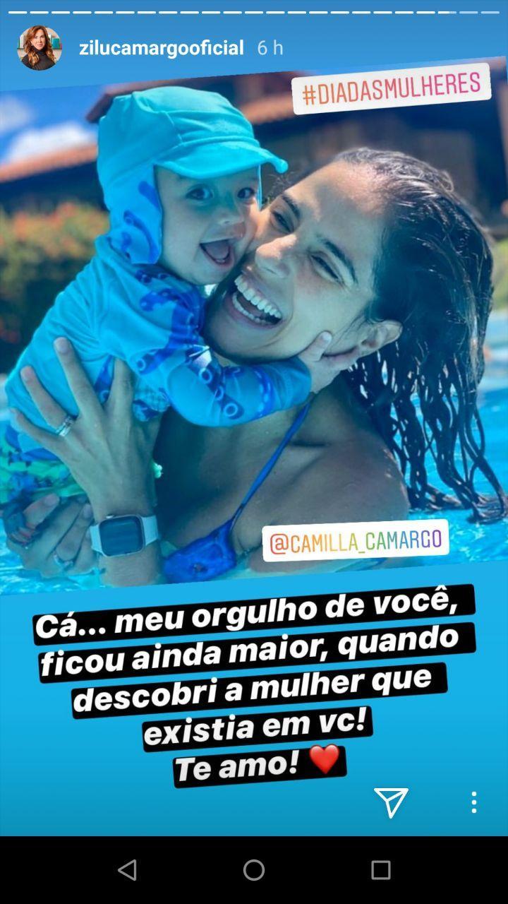 Camila Camargo (Foto: Reprodução)