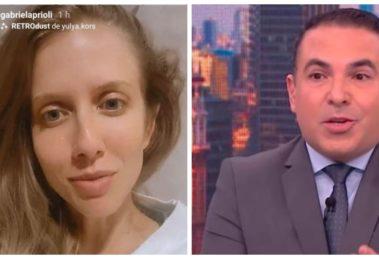 Gabriela Prioli e Reinaldo Gottino (Foto: Reprodução)
