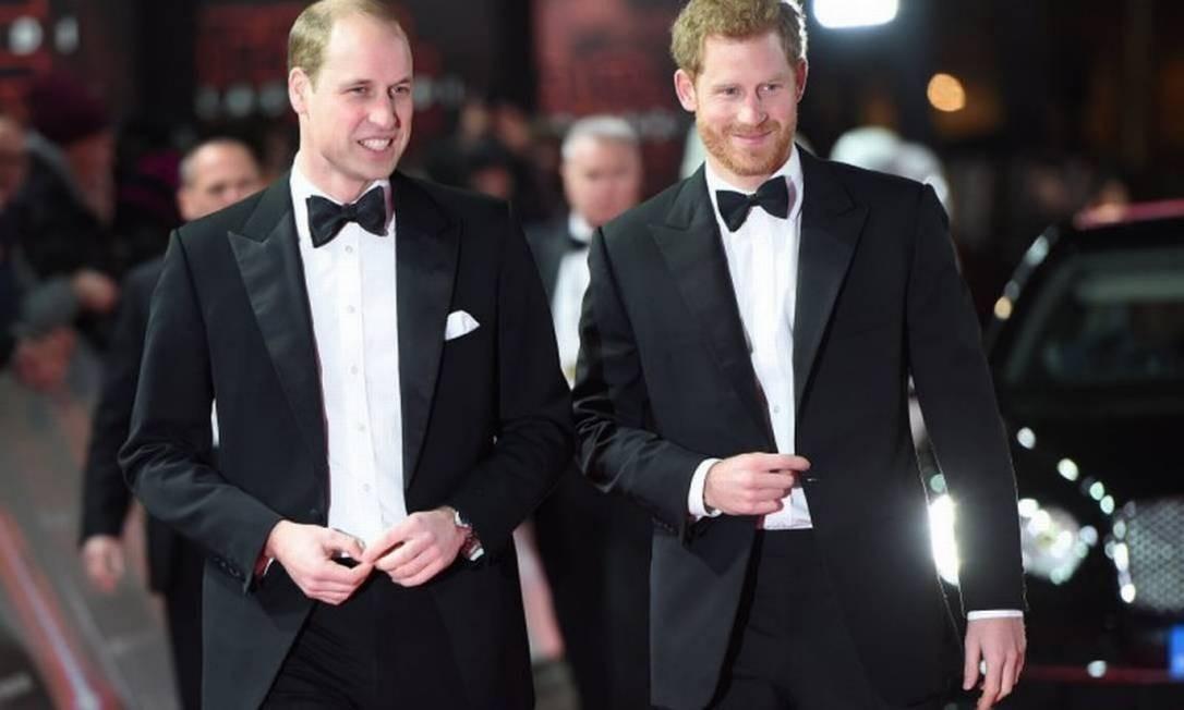 Meghan Markle acredita em reconciliação entre Harry e William (Foto: Reprodução)