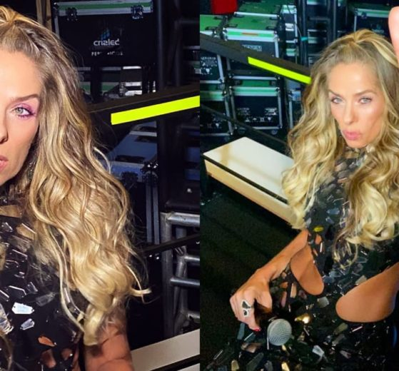 Adriane Galisteu iria apresentar reality da TV Record (Foto: Reprodução/Instagram)