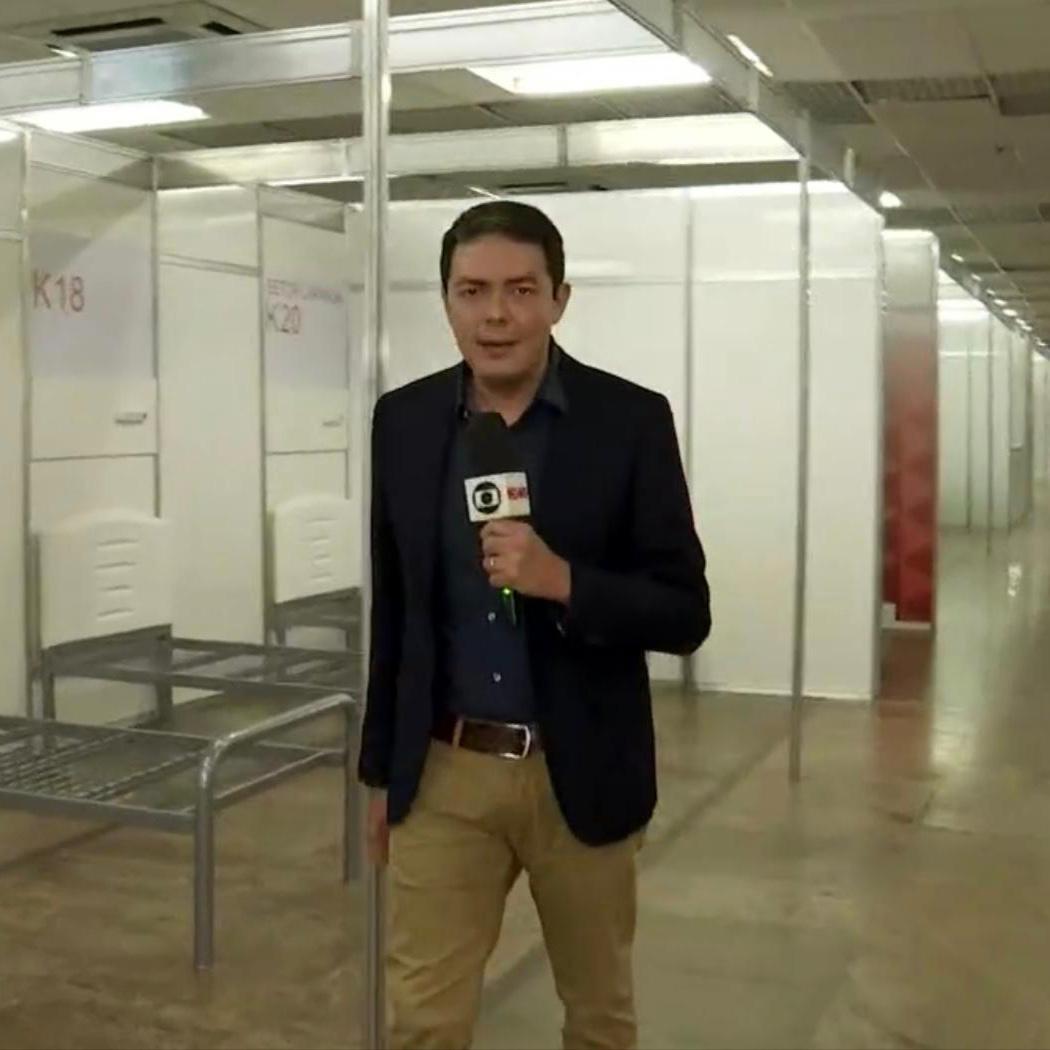 Alan Severiano, Globo
