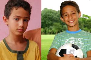 Saiba como o ex-ator Mirim de 'Duas Caras' está atualmente (Foto: Montagem TV Foco)