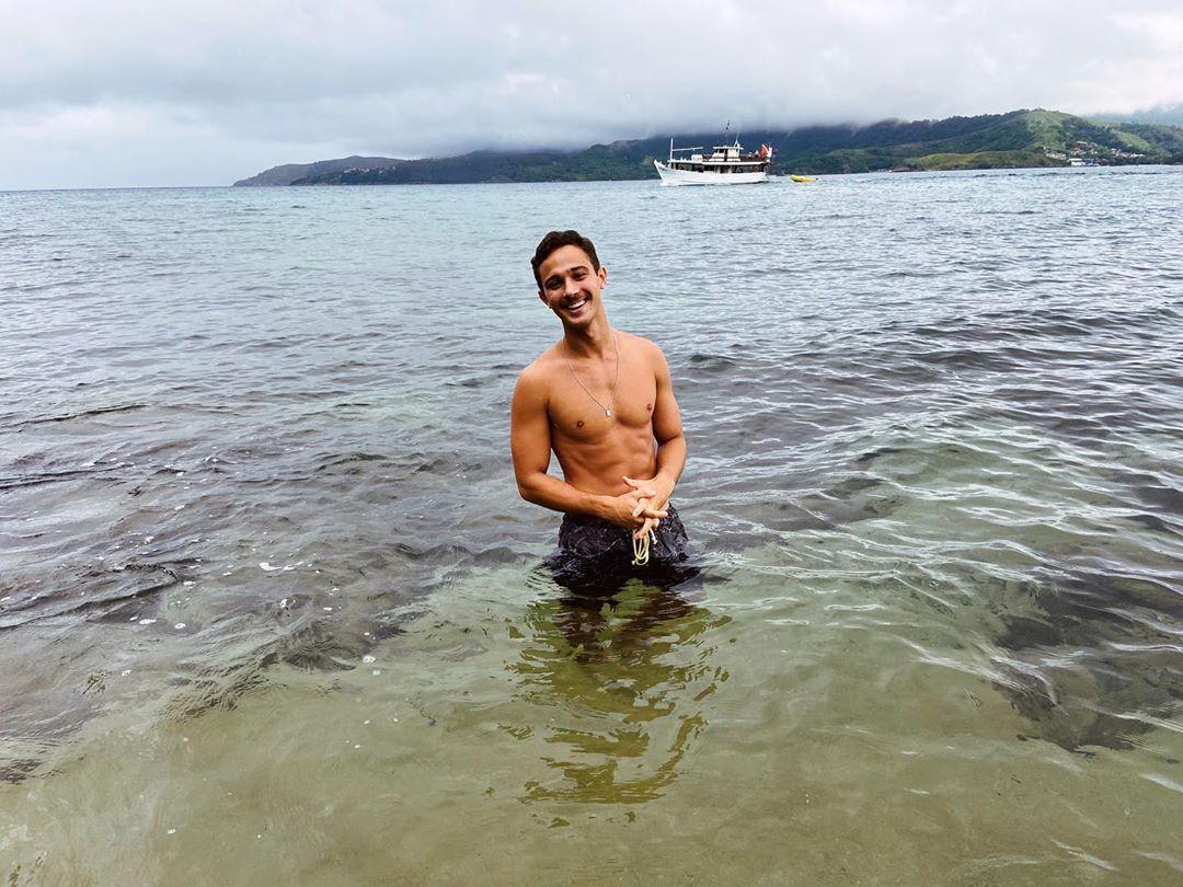 André Luiz Frambach atualmente (Foto: reprodução/Instagram:@andreluizframbach)