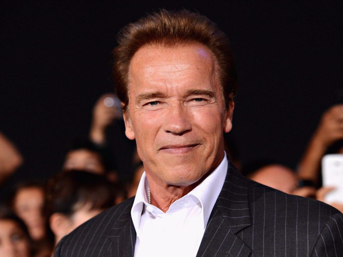 Arnold Schwarzenegger doa mais de R$ 5 milhões para luta contra o Covid-19(Foto: Reprodução)