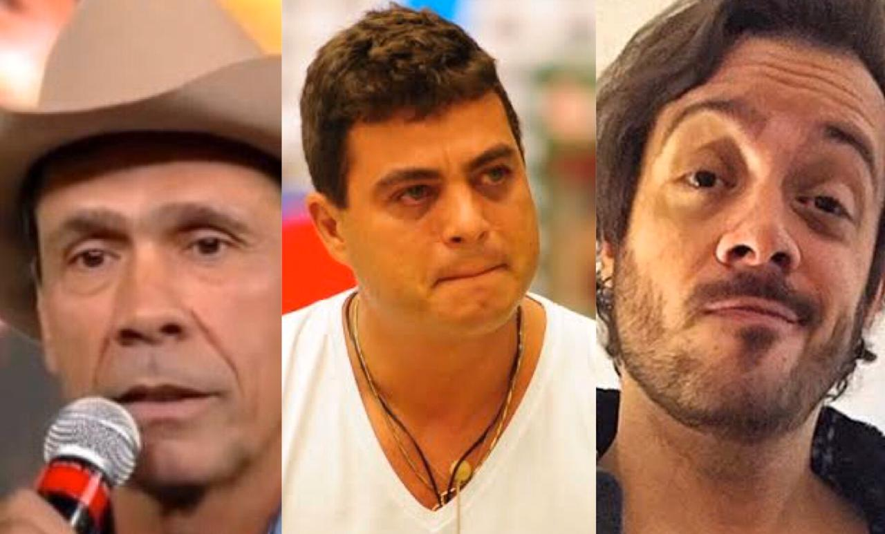 BBB, Max Porto, Dhomini, Rodrigo Leonel