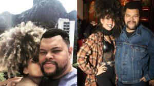 Babu Santana e sua namorada, Tatiane Melo (Foto: Reprodução/Instagram)