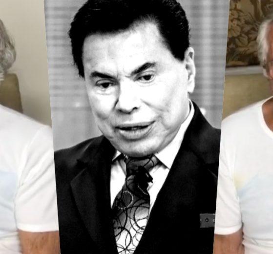 Silvio Santos e Carlos Alberto tiveram verdadeira relação contada (Foto montagem: TV Foco)