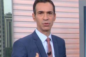 César Tralli, Globo