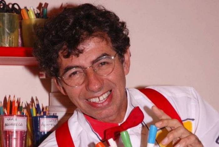Daniel Azulay já foi apresentador na Band (Foto: Reprodução)
