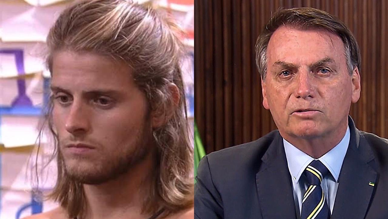 Daniel Lenhardt, Jair Bolsonaro
