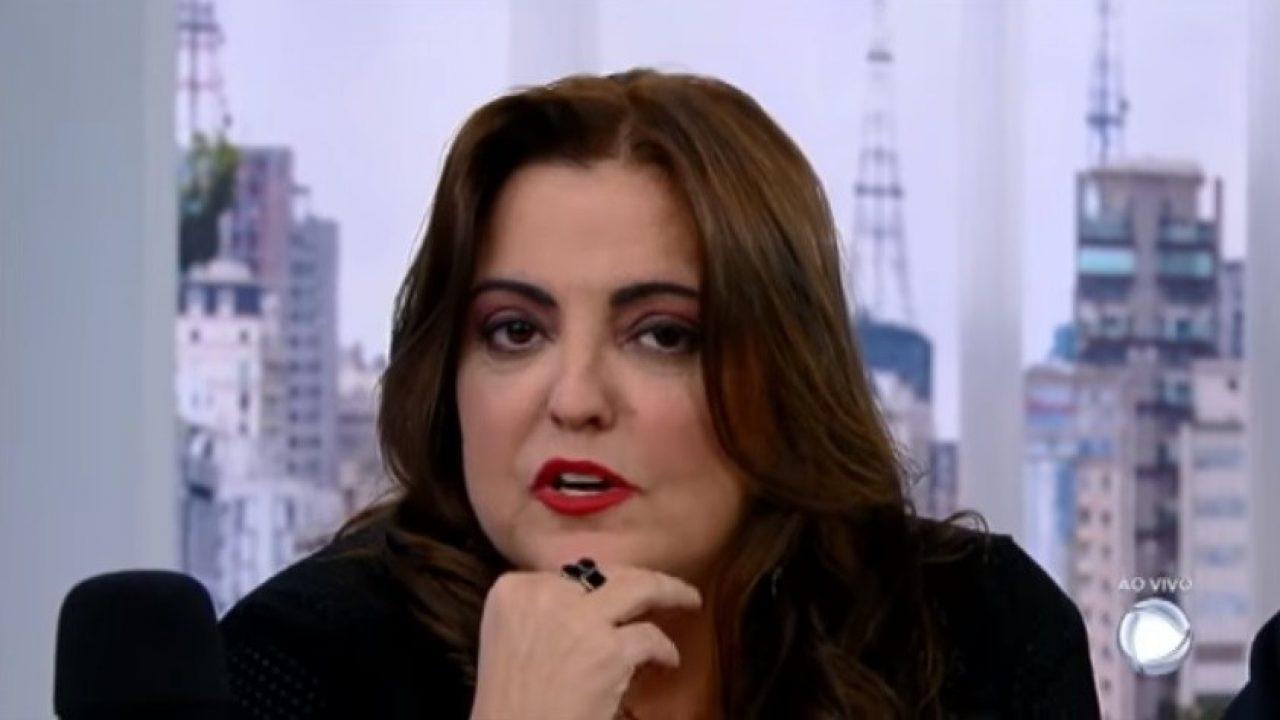 Fabíola Reipert tem baixo salário na emissora de Edir Macedo (Foto: Reprodução)
