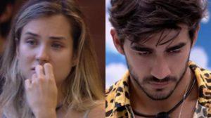 Gabi falou sobre atitudes abusivas de Guilherme (Foto: Montagem/TV Foco)