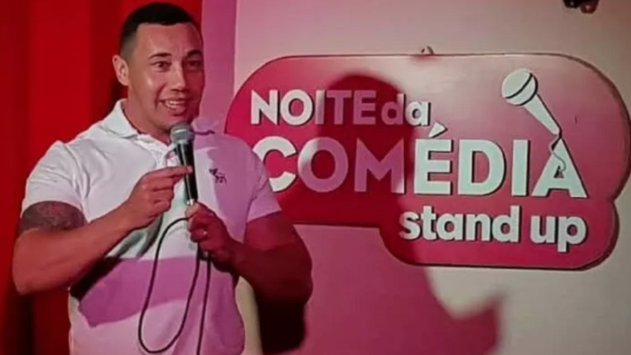 Humorista Ed Oliveira